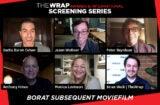 Borat Subsequent Moviefilm interview