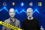 big tech covid pandemic