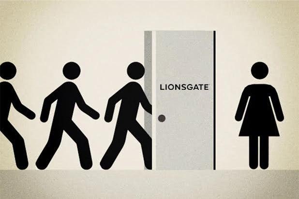 lionsgate female directors