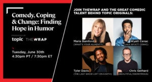 Comedy, Coping & Change: Finding Hope in Humor