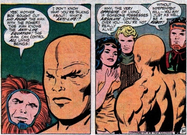 The Anti-Life Equation Explained, Forever People Vol. 1, #5