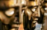 BAFTA statuettes