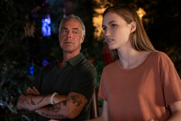 'Bosch' Spinoff Series Ordered at Amazon's IMDb TV