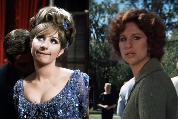 Barbra Streisand, Funny Girl and The Way We Were