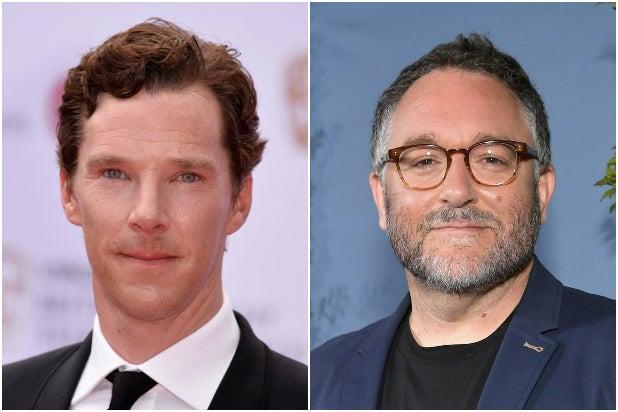 Benedict Cumberbatch Colin Trevorrow War Magician
