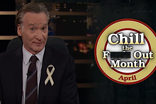 Bill Maher Is Over Being Reminded of Things Like Cancer and That Black Lives Matter (Video).jpg