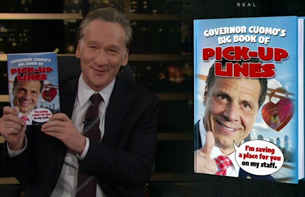 Bill Maher Andrew Cuomo