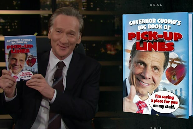 Maher Roasts Andrew Cuomo Over Sexual Harassment Scandal: 'F–ing Stupid'.jpg
