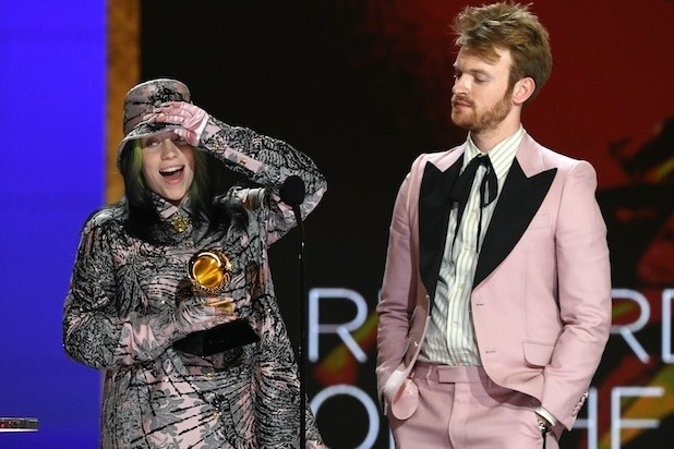 Billie Eilish Grammys