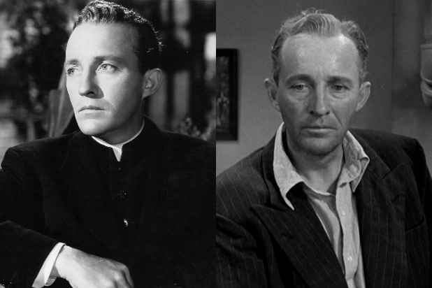 Bing Crosby, Going My Way, The Bells of St. Mary's and The Country Girl