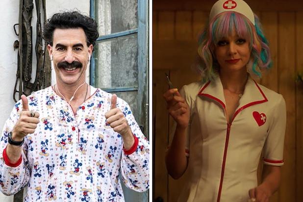 Borat Promising Young Woman