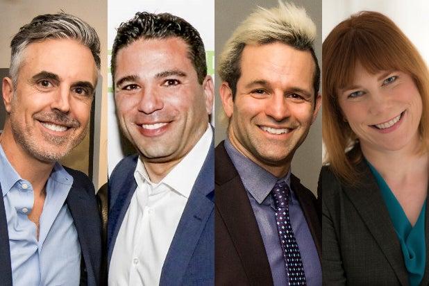 Verve Partners Bryan Besser, Adam Levine, Bill Weinstein Amy Retzinger