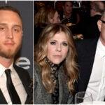 Chet Hanks Tom Hanks Rita Wilson
