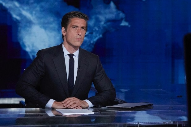 David Muir to Head Up Breaking News Duties for ABC News