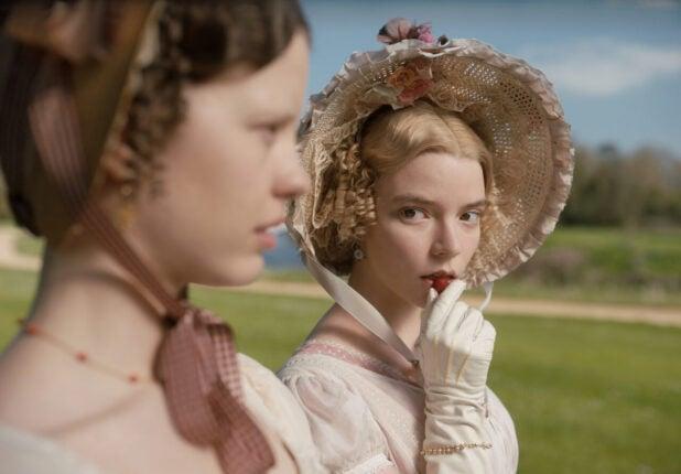 Emma movie Anya Taylor Joy