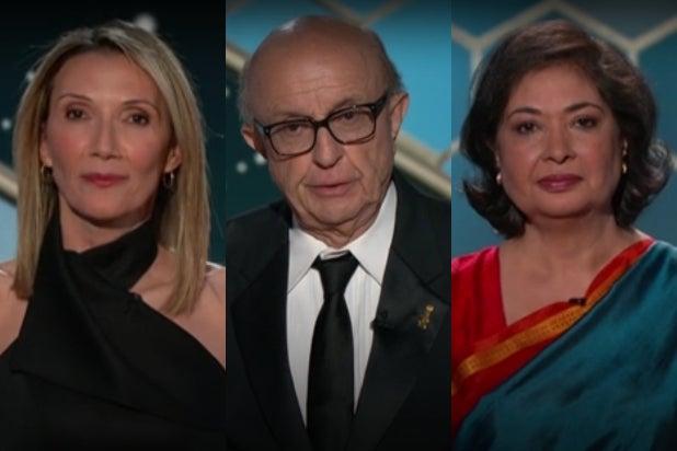 HFPA Golden Globes Helen Hoehne Ali Sar Meher Tatna 2021