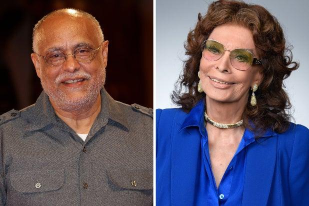 Haile Gerima Sophia Loren