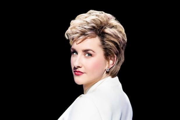 Jeanna da Waal Diana: The Musical
