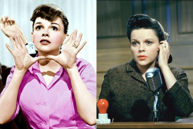 Judy Garland, A Star Is Born and Judgement at Nuremberg