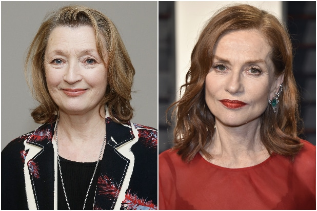 Lesley Manville Isabelle Huppert Mrs Harris Goes to Paris