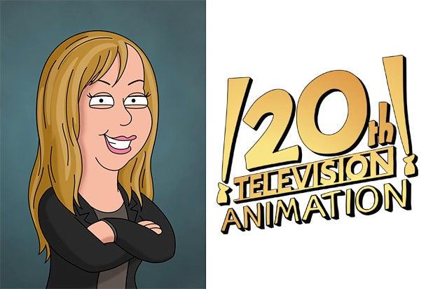 Marci Proietto 20th Television Animation