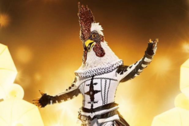 Masked Singer Cluedledoo
