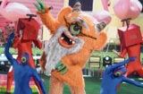 Masked Singer Grandpa Monster Logan Paul