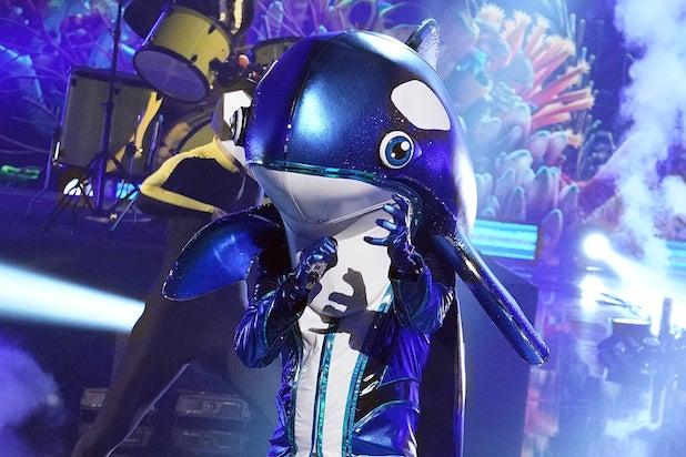 Masked Singer Orca