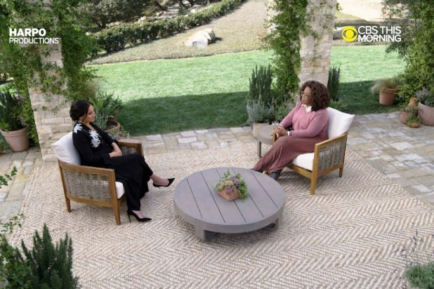 Meghan Markle Says She Was Not 'Allowed' to Speak With Oprah Previously (Video).jpg