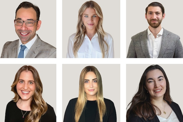 New Agents - Paradigm Talent Agency