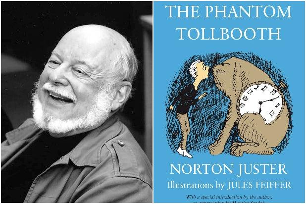 Norton Juster The Phantom Tollbooth