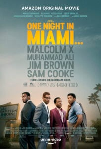 One Night in Miami... Movie Poster