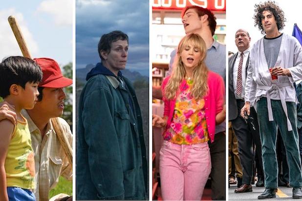 Oscar nomination predictions