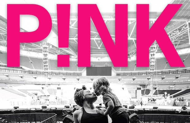 Pink Music Doc 'All I Know So Far' Set at Amazon for May Release