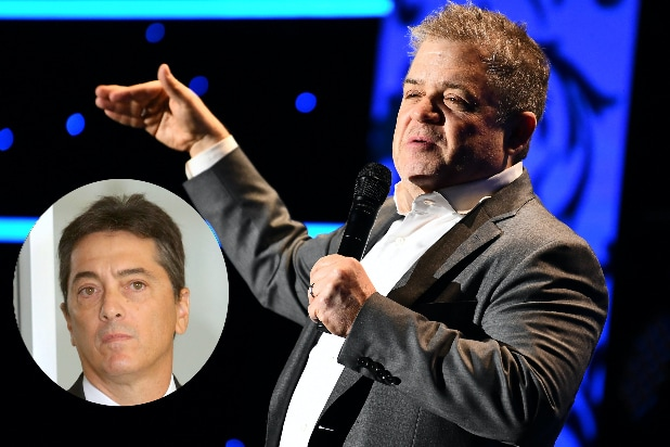 Patton Oswalt Scott Baio