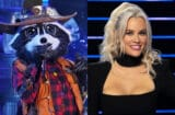 Raccoon Masked Singer Jenny McCarthy