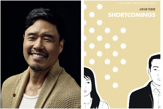 Randall Park Shortcomings Adrian Tomine