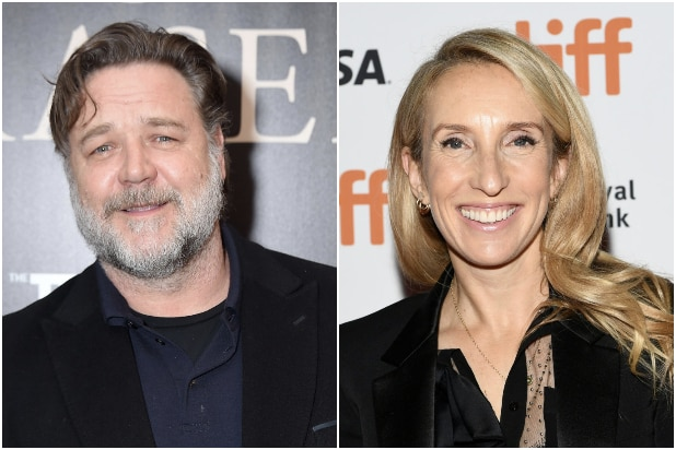 Russell Crowe to Star in 'Rothko' About Daughter's Fight to Preserve Artist's Legacy