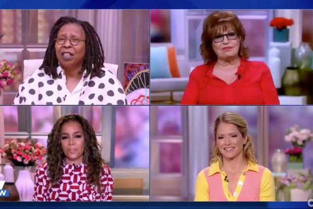 'The View': Joy Behar Says Trump Won't Run in 2024 'Unless He Does It From Rikers Island' (Video).jpg
