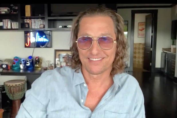 matthew McConaughey youtube