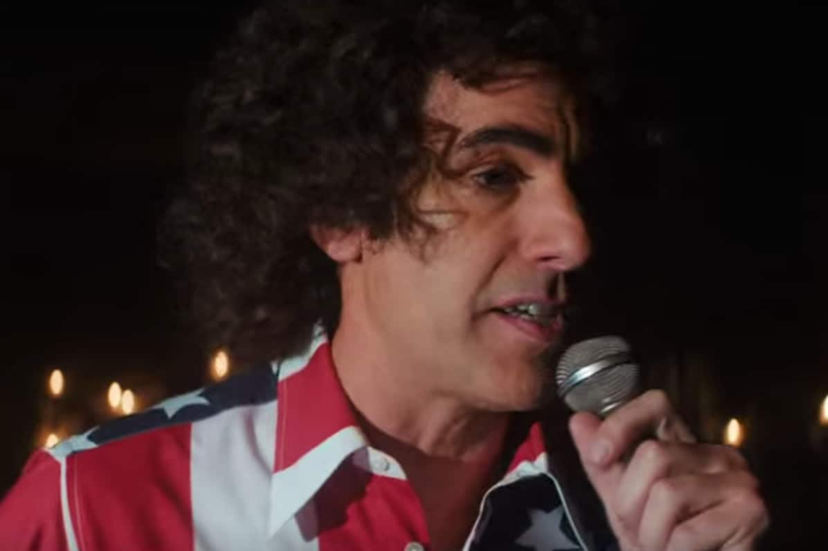 Sacha Baron Cohen / Trial of the Chicago 7