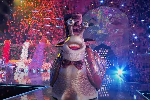 Snail Masked Singer