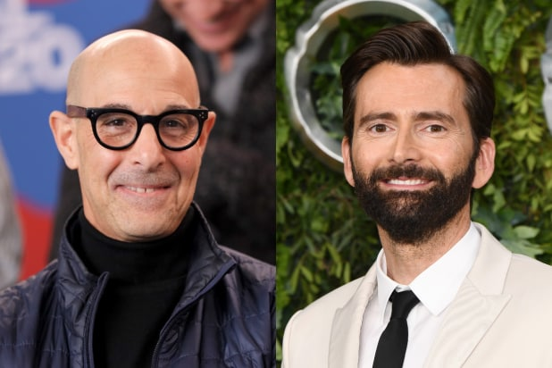 Stanely Tucci David Tennant