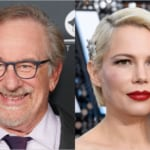 Steven Spielberg Michelle Williams