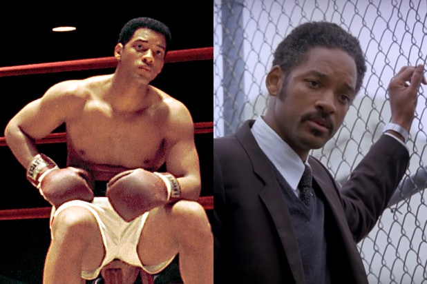 Will Smith, Ali and Pursuit of Happyness