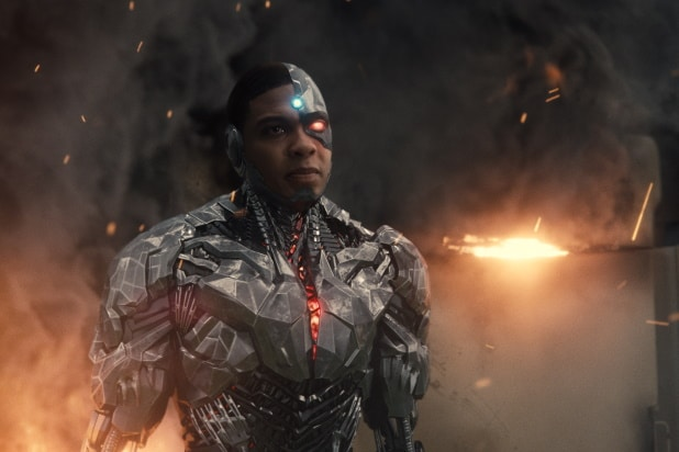 Zack Snyder's Justice League Ray Fisher Cyborg