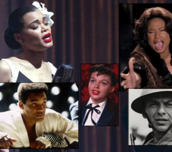 Singers nominated for Oscars