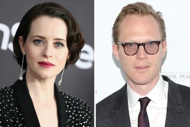 claire foy paul bettany