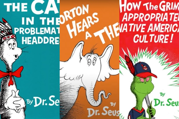 Jimmy Kimmel Makes Dr. Seuss Titles 'More Inclusive,' Including 'Horton Hears a They' (Video).jpg