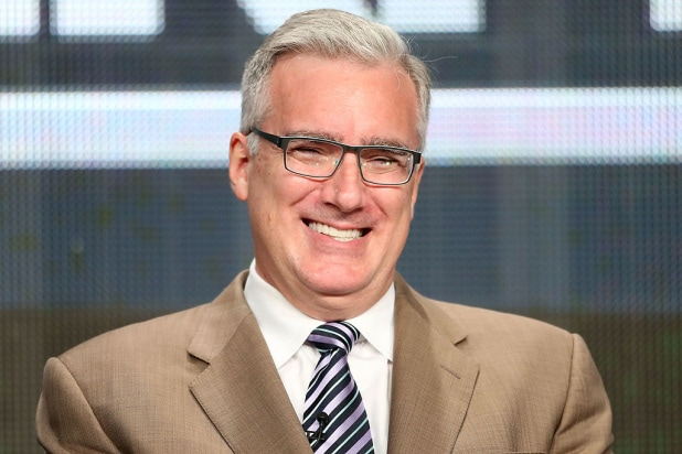 everybody is mad at keith olbermann for saying texas shouldn't get the vaccine